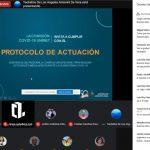 Comisión COVID-19 de la Unimet presentó Protocolo de Actuación con medidas de prevención
