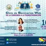 SADPRO UCV invita a ciclo de seminarios web